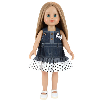 Hot item dolls OEM dolls american girl doll for educational toys
