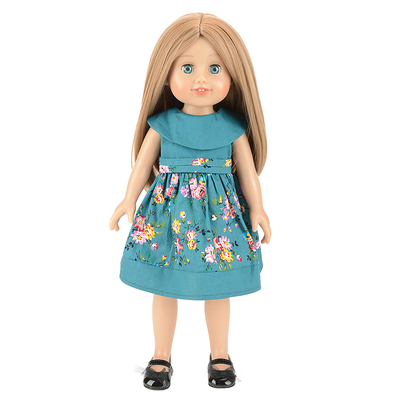 Custom best price american girl doll for kids