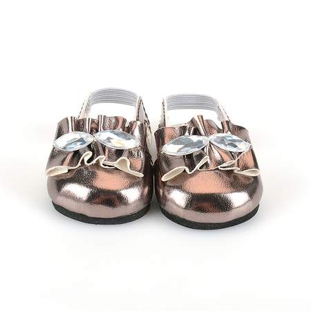 Wholesale factory doll shoes 18 inch american girl doll shoes