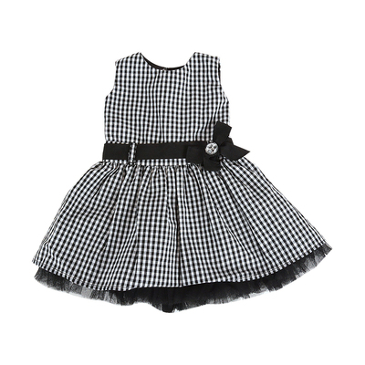 Black color doll dress custom any size and color doll clothes