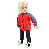 Wholesale vinyl custom doll american girl doll for 18 inch children doll toys