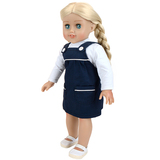 Autumn 18 inch vinyl american girl doll for model doll toys