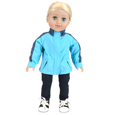 Hot item sports style 18 inch american girl dolls for kids